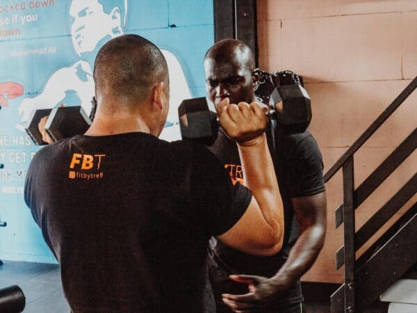 Personal training Fitbytreff in Almere stad