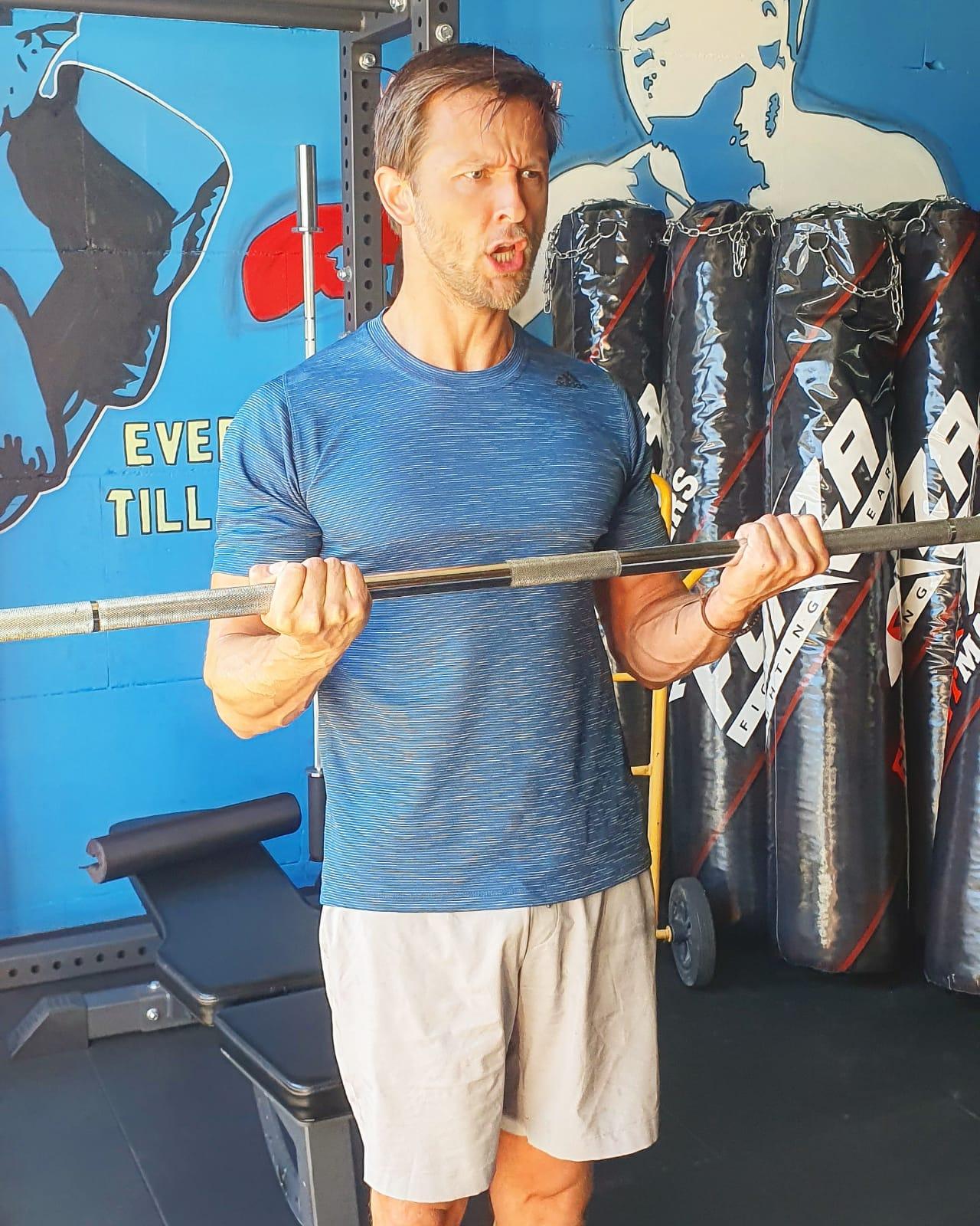Personal training almere fitbytreff Daniel