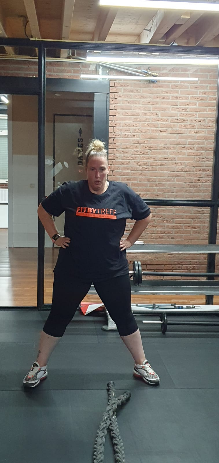 Personal training almere Fitbytreff Yashica